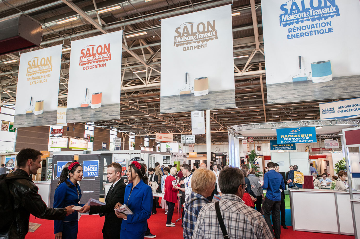 SALON MAISON & TRAVAUX 2014